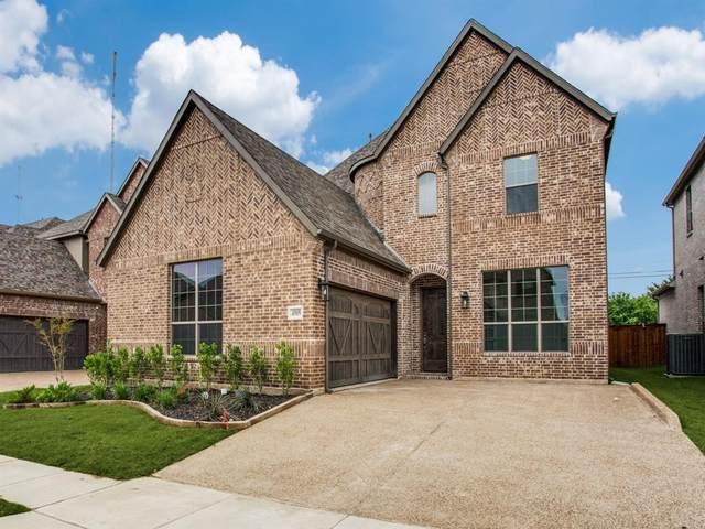 4909 Spanish Oaks Drive, Mckinney, TX 75070 (MLS #14452399) :: The Mauelshagen Group