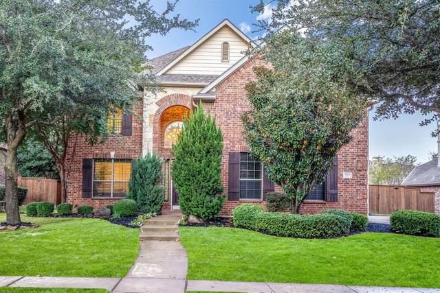 9124 Penny Lane, Lantana, TX 76226 (MLS #14452405) :: Team Hodnett