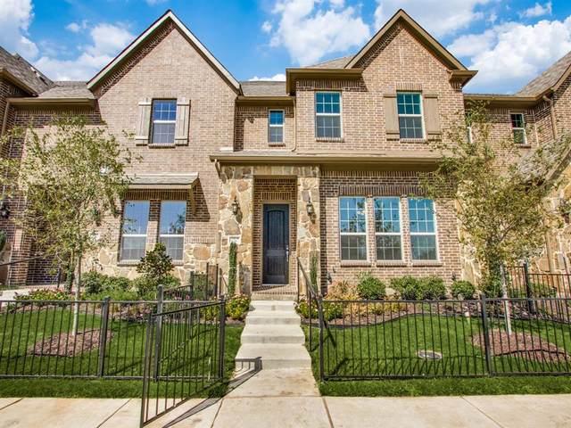 6267 Blythe Drive, Frisco, TX 75035 (MLS #14452408) :: The Hornburg Real Estate Group