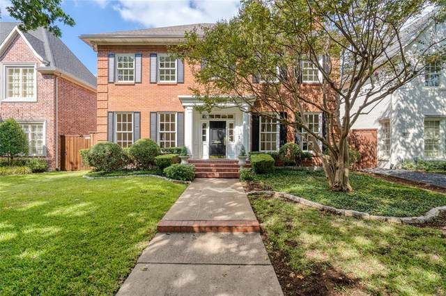 3008 Rosedale Avenue, University Park, TX 75205 (MLS #14452434) :: The Tierny Jordan Network