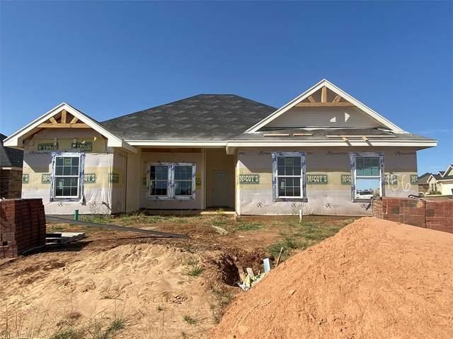 156 Spring Park Way, Abilene, TX 79602 (MLS #14452437) :: The Mauelshagen Group