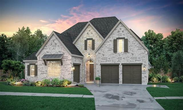8478 Gerbera Daisy Road, Frisco, TX 75035 (MLS #14452447) :: Real Estate By Design