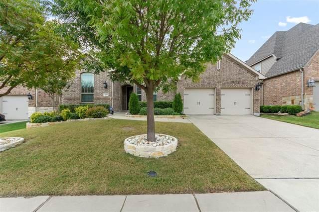 329 Hitch Wagon Drive, Mckinney, TX 75071 (MLS #14452460) :: The Good Home Team