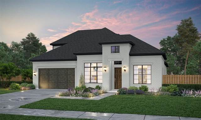 8462 Gerbera Daisy Road, Frisco, TX 75035 (MLS #14452470) :: Real Estate By Design