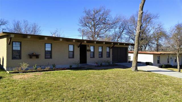 1018 Beverly Drive, Garland, TX 75040 (MLS #14452480) :: The Hornburg Real Estate Group