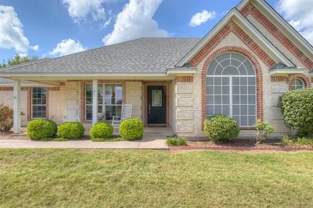 121 Savannah Drive, Brock, TX 76087 (MLS #14452485) :: The Kimberly Davis Group