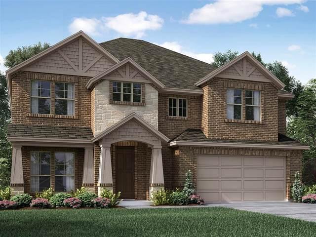 554 Lily Street, Crowley, TX 76036 (MLS #14452489) :: The Mauelshagen Group