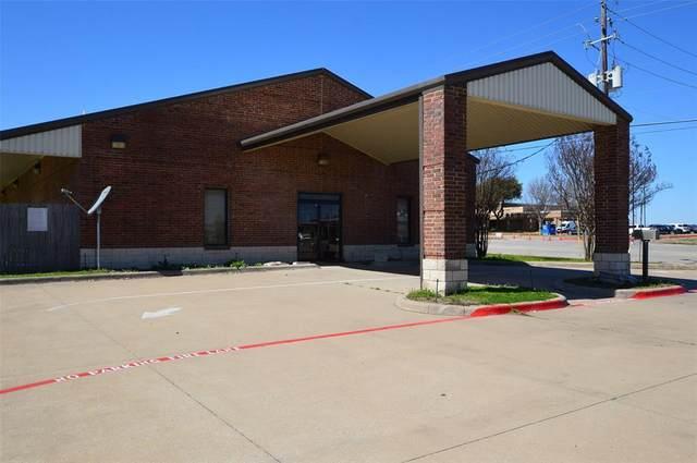 216 W Brown Street, Wylie, TX 75098 (MLS #14452527) :: The Kimberly Davis Group