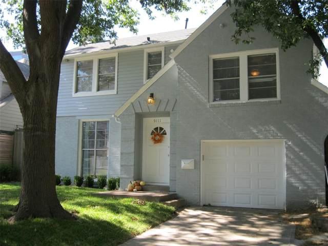 5111 Pershing Street, Dallas, TX 75206 (MLS #14452535) :: The Hornburg Real Estate Group