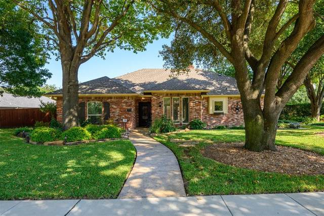 437 Hunters Ridge Circle, Coppell, TX 75019 (MLS #14452551) :: The Star Team | JP & Associates Realtors