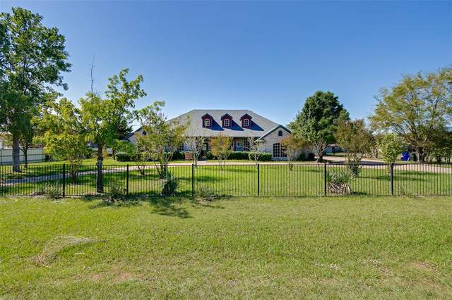 201 Lake Road, Lavon, TX 75166 (MLS #14452552) :: The Kimberly Davis Group