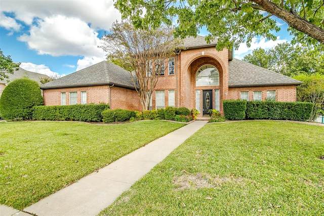 614 Bridlewood N, Colleyville, TX 76034 (MLS #14452576) :: The Rhodes Team
