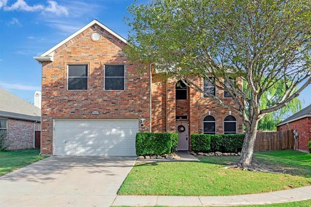 9144 Belvedere Drive, Fort Worth, TX 76244 (MLS #14452627) :: The Mauelshagen Group