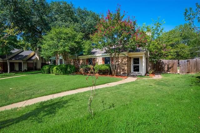 842 Versailles Street, Mesquite, TX 75149 (MLS #14452631) :: Front Real Estate Co.