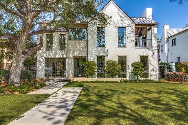 3116 Caruth Boulevard, University Park, TX 75225 (MLS #14452647) :: Robbins Real Estate Group