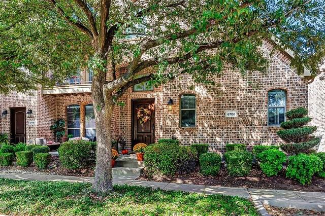6788 Firenze Lane, Frisco, TX 75034 (MLS #14452650) :: HergGroup Dallas-Fort Worth