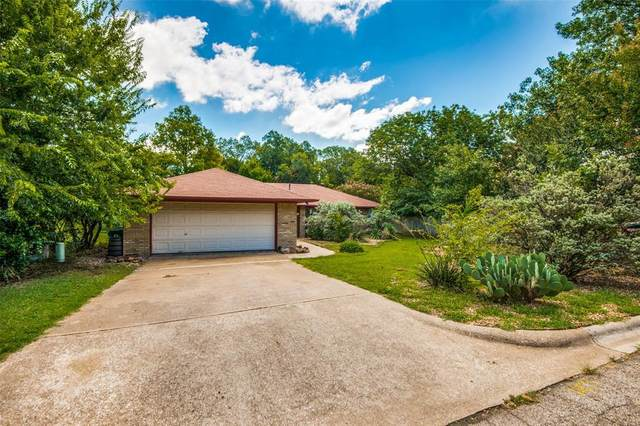 2757 Mill Pond Road, Denton, TX 76209 (MLS #14452724) :: The Mauelshagen Group
