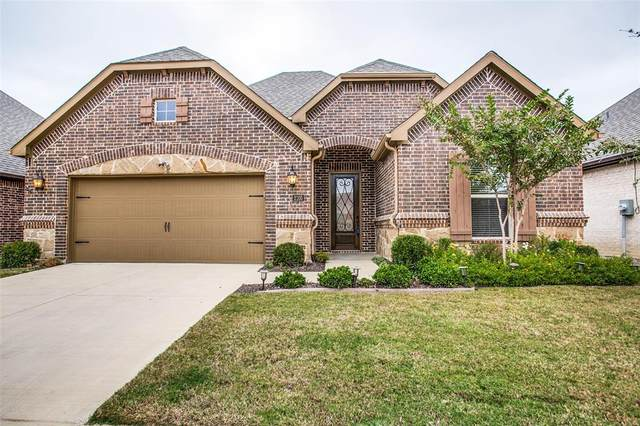 2105 La Cima Drive, Mansfield, TX 76063 (MLS #14452757) :: Potts Realty Group