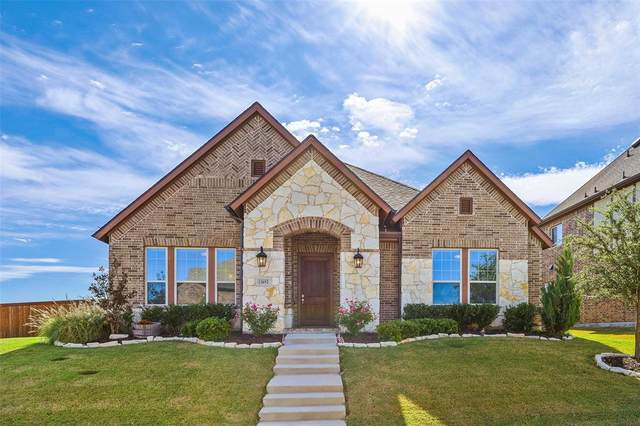 13692 Brownfield Lane, Frisco, TX 75035 (MLS #14452764) :: The Daniel Team