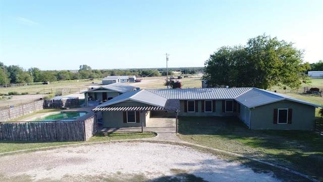 5932 Fm 205, Stephenville, TX 76401 (MLS #14452808) :: The Kimberly Davis Group