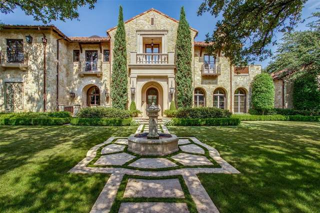 5335 Meaders Lane, Dallas, TX 75229 (MLS #14452810) :: Real Estate By Design
