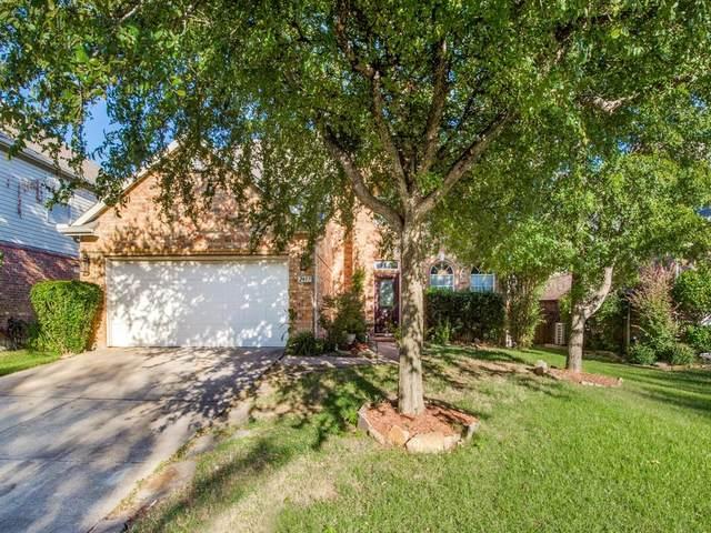 2417 Pharr Drive, Mckinney, TX 75072 (MLS #14452812) :: The Mauelshagen Group