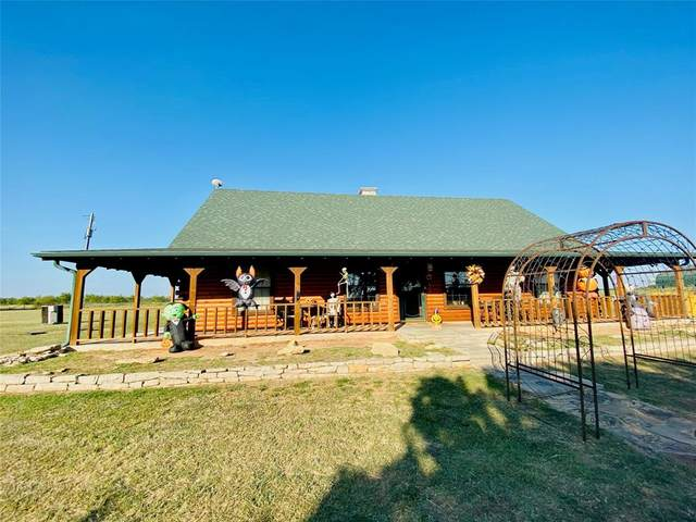144 W Hells Gate Drive, Strawn, TX 76475 (MLS #14452867) :: Maegan Brest | Keller Williams Realty