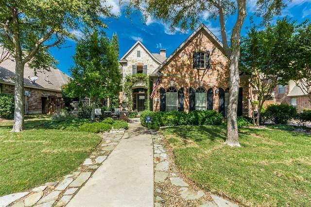 1218 Brenham Court, Allen, TX 75013 (MLS #14452936) :: Hargrove Realty Group
