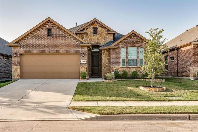 1000 Lake Sierra Way, Little Elm, TX 75068 (MLS #14452939) :: The Mauelshagen Group