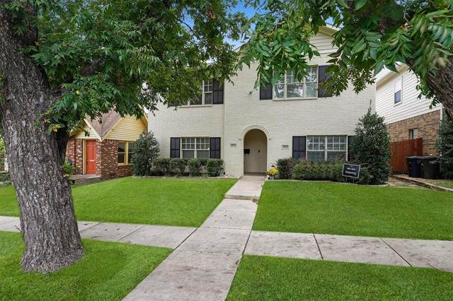 3433 W 6th Street, Fort Worth, TX 76107 (MLS #14452953) :: The Hornburg Real Estate Group