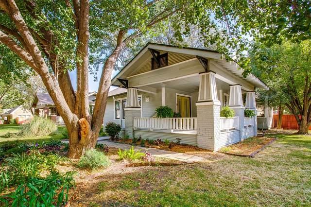 500 N Montclair Avenue, Dallas, TX 75208 (MLS #14452955) :: The Mauelshagen Group