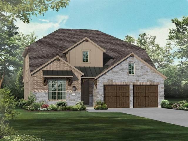 2016 Barbette Street, Aledo, TX 76008 (MLS #14452973) :: Trinity Premier Properties