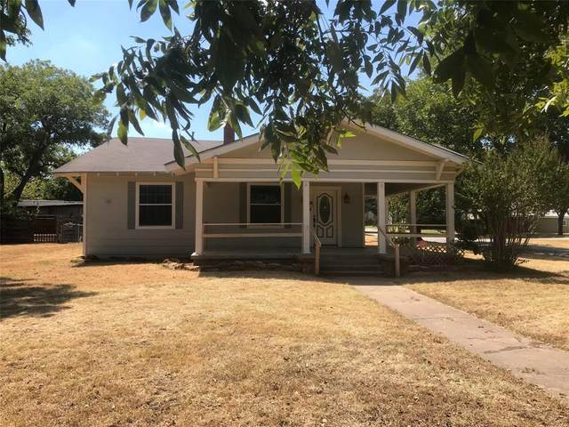 601 S Bassett Street, Eastland, TX 76448 (MLS #14452989) :: The Mauelshagen Group