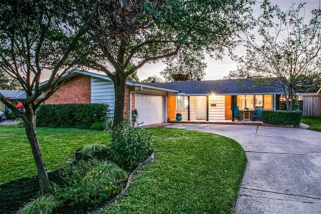 11909 Cromwell Drive, Dallas, TX 75234 (MLS #14453005) :: The Mauelshagen Group