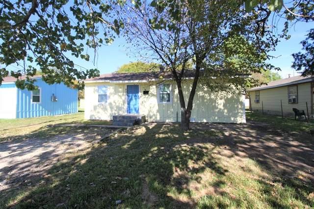 807 N Blanche Street, Terrell, TX 75160 (MLS #14453044) :: The Kimberly Davis Group