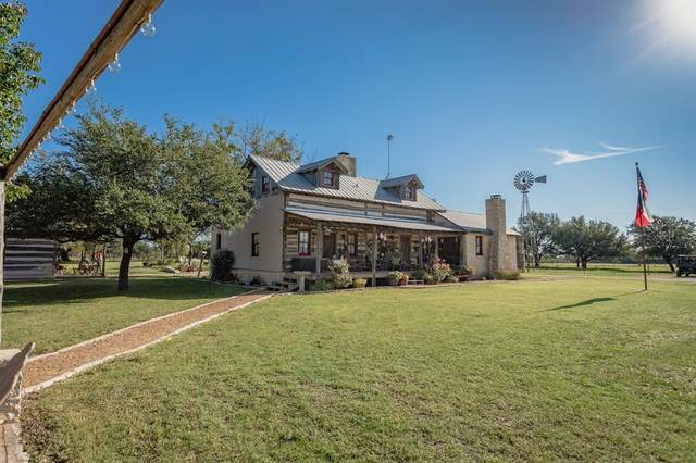 4605 Fm 927, Walnut Springs, TX 76690 (MLS #14453074) :: All Cities USA Realty