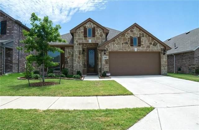 1500 Yellowthroat Drive, Little Elm, TX 75068 (MLS #14453081) :: The Good Home Team