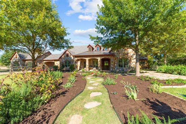 4377 Annetta Centerpoint Road, Aledo, TX 76008 (MLS #14453089) :: Hargrove Realty Group