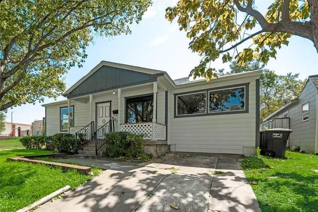 801 W Anthony Street, Fort Worth, TX 76115 (MLS #14453092) :: The Mauelshagen Group