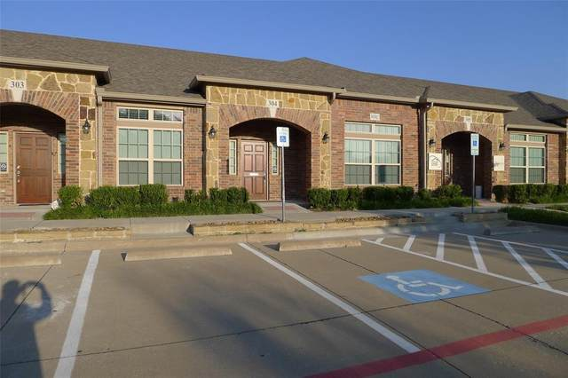 2785 Rockbrook Drive #304, Lewisville, TX 75067 (MLS #14453103) :: The Kimberly Davis Group