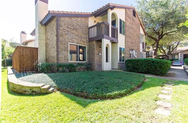 14151 Montfort Drive #307, Dallas, TX 75254 (MLS #14453108) :: Robbins Real Estate Group