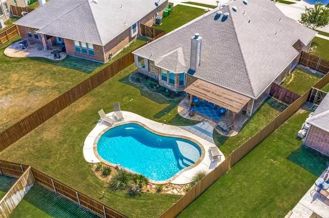 1317 Nacona Drive, Prosper, TX 75078 (MLS #14453125) :: The Star Team | JP & Associates Realtors