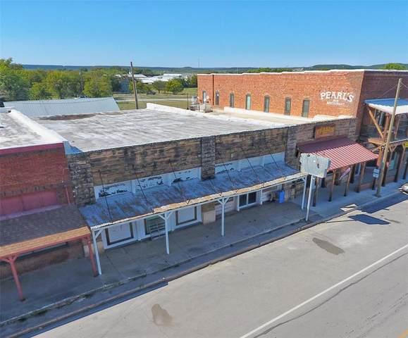 204 N Main Street, Graford, TX 76449 (MLS #14453131) :: The Tierny Jordan Network
