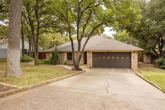 2835 Brookshire Drive, Grapevine, TX 76051 (MLS #14453159) :: The Star Team | JP & Associates Realtors