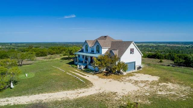 5792 County Road 607, Hamilton, TX 76531 (MLS #14453173) :: The Kimberly Davis Group