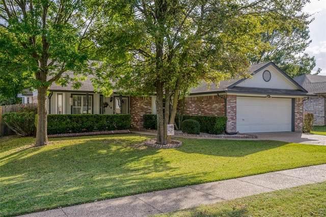 2814 Mediterranean Avenue, Midlothian, TX 76065 (MLS #14453226) :: Trinity Premier Properties