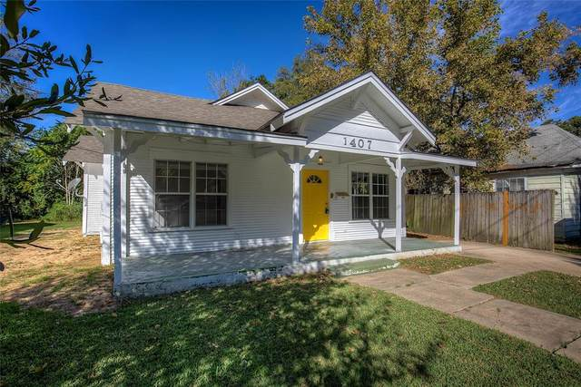 1407 Church Street, Commerce, TX 75428 (MLS #14453229) :: The Mauelshagen Group