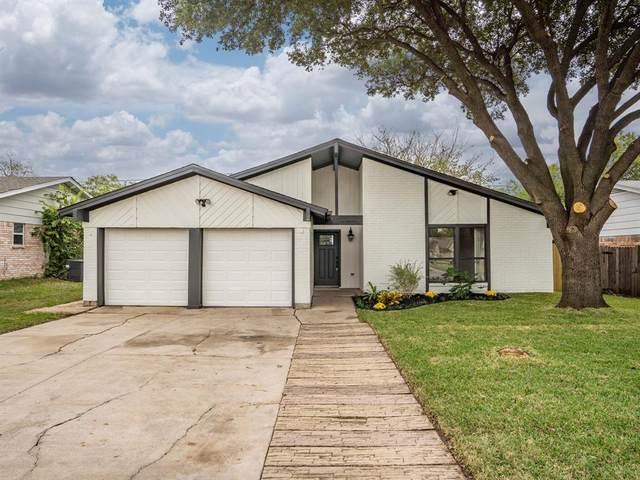 7232 Echo Hill Drive, Watauga, TX 76148 (MLS #14453231) :: The Mauelshagen Group