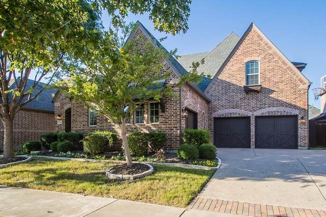 14708 Ireland Lane, Frisco, TX 75035 (MLS #14453234) :: The Mauelshagen Group