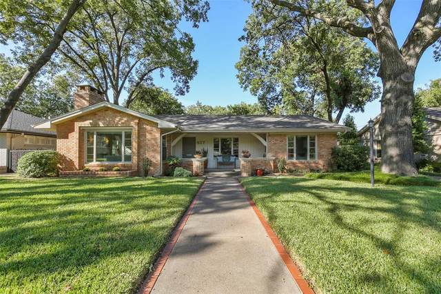 827 W Greenbriar Lane, Dallas, TX 75208 (MLS #14453309) :: The Paula Jones Team | RE/MAX of Abilene